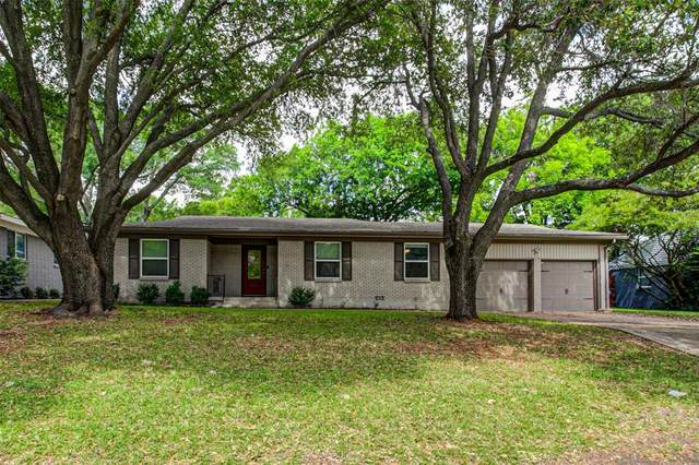 3608 Jeanette Drive, Fort Worth, TX 76109 (MLS #14344556) :: The Mitchell Group