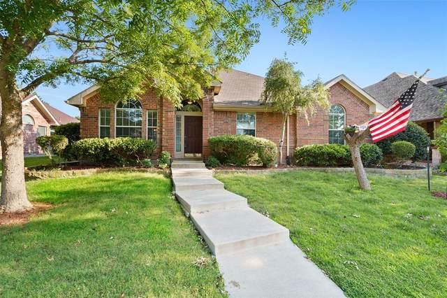 6624 Stewart Boulevard, The Colony, TX 75056 (MLS #14344563) :: The Heyl Group at Keller Williams