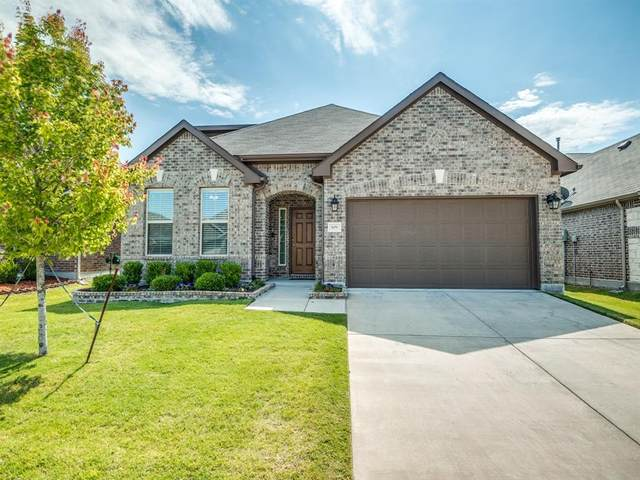 809 Bird Creek Drive, Little Elm, TX 75068 (MLS #14344587) :: RE/MAX Pinnacle Group REALTORS