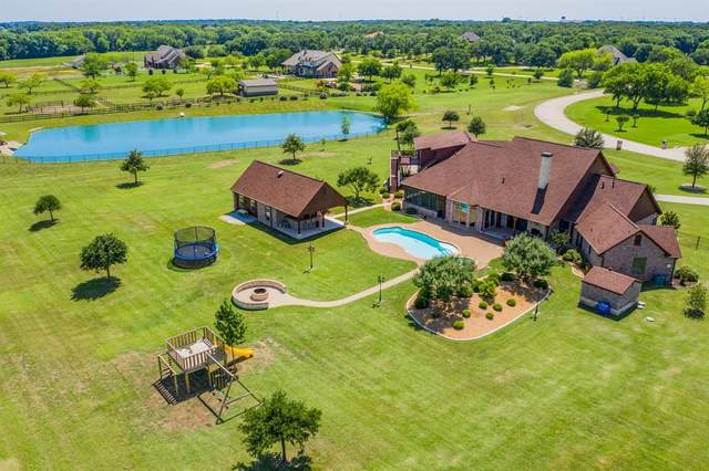 300 E Hickory Ridge Circle, Argyle, TX 76226 (MLS #14344592) :: Team Hodnett