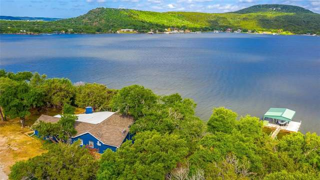 5581 Arrowhead Drive, Possum Kingdom Lake, TX 76450 (MLS #14344604) :: Frankie Arthur Real Estate