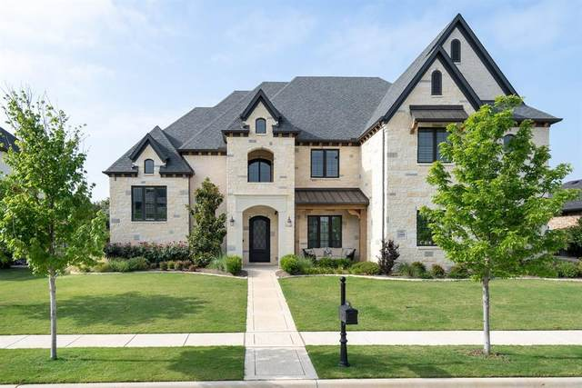1008 Delacroix Drive, Southlake, TX 76092 (MLS #14344616) :: The Heyl Group at Keller Williams