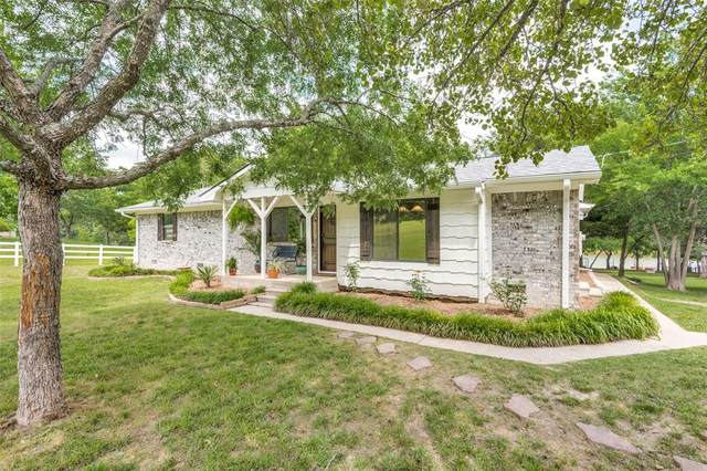 768 Quail Run Road, Sherman, TX 75090 (MLS #14344621) :: Team Tiller