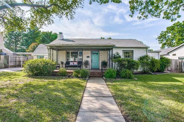 6408 Rosemont Avenue, Fort Worth, TX 76116 (MLS #14344637) :: The Mitchell Group