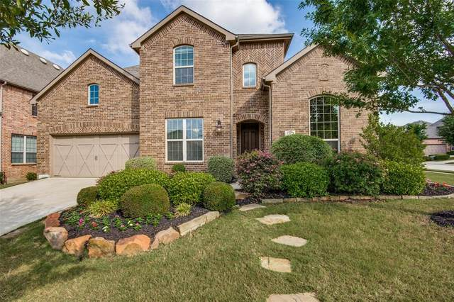 1304 Fire Wheel Way, Lantana, TX 76226 (MLS #14344651) :: North Texas Team | RE/MAX Lifestyle Property