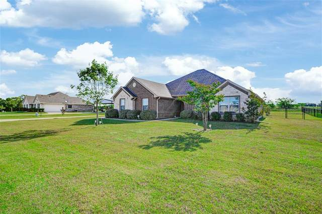 414 Lake Drive, Nevada, TX 75173 (MLS #14344661) :: Ann Carr Real Estate