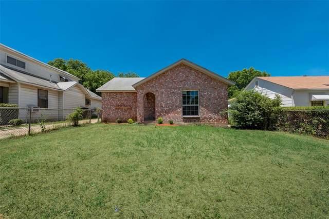 3508 Bryan Avenue, Fort Worth, TX 76110 (MLS #14344669) :: Trinity Premier Properties