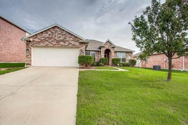 1209 Iron Horse Street, Wylie, TX 75098 (MLS #14344688) :: The Kimberly Davis Group