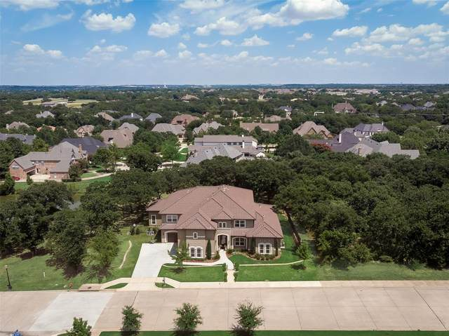 7001 Cast Iron Forest Trail, Colleyville, TX 76034 (MLS #14344689) :: Potts Realty Group