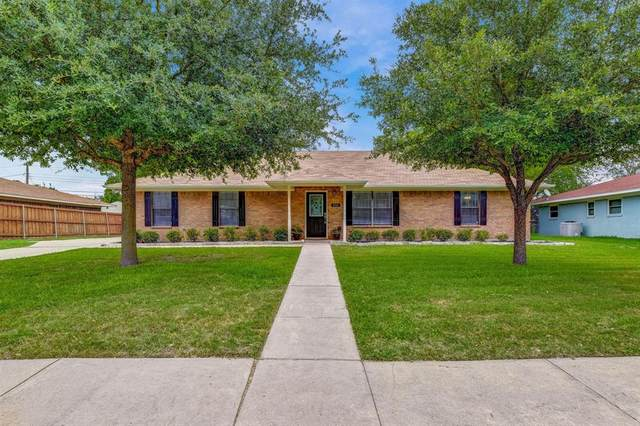 503 E 9th Street, Kaufman, TX 75142 (MLS #14344700) :: Robbins Real Estate Group