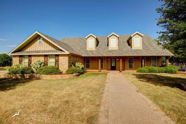 4257 Oldham Lane, Abilene, TX 79602 (MLS #14344701) :: Robbins Real Estate Group