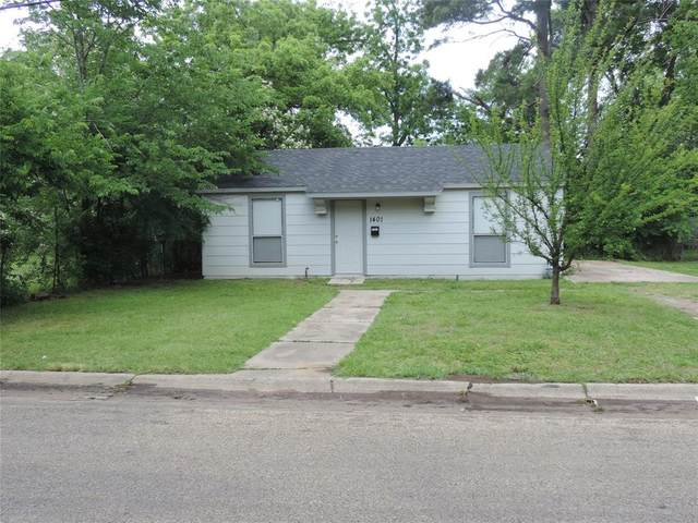1401 Cedar Street, Paris, TX 75460 (MLS #14344728) :: The Kimberly Davis Group