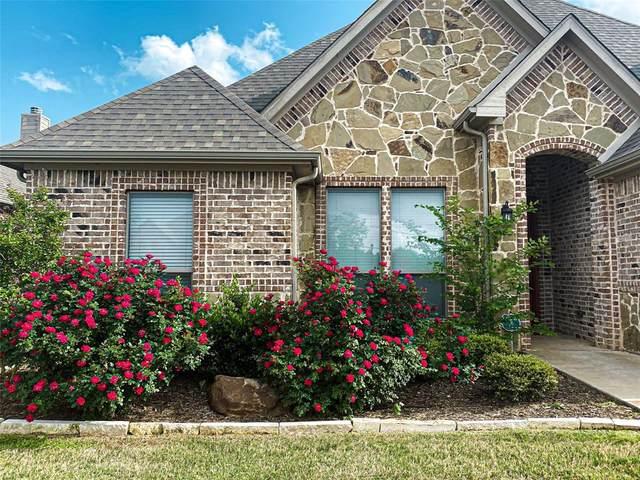 3622 Rosewood Drive, Denison, TX 75020 (MLS #14344765) :: The Heyl Group at Keller Williams
