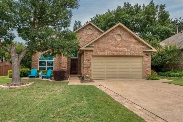 2620 Normandy Drive, Flower Mound, TX 75028 (MLS #14344782) :: Frankie Arthur Real Estate