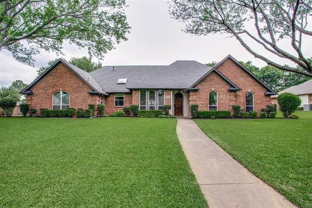 1504 Brentwood Trail, Keller, TX 76248 (MLS #14344806) :: The Mauelshagen Group