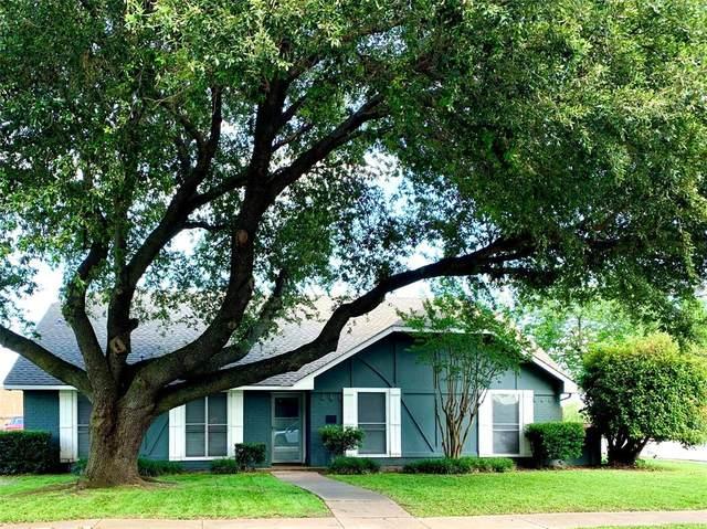 515 Woodhollow Drive, Wylie, TX 75098 (MLS #14344843) :: The Kimberly Davis Group