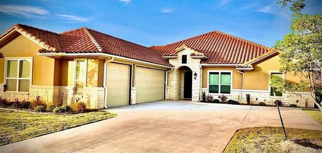 1617 Malibu Bay Court, Granbury, TX 76048 (MLS #14344870) :: Trinity Premier Properties