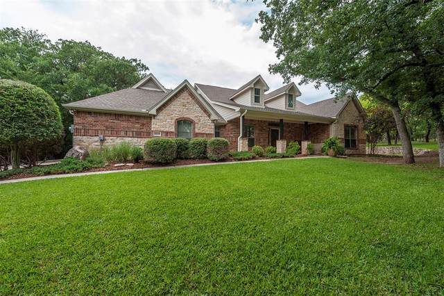 1129 Forest Park Drive, Weatherford, TX 76087 (MLS #14344885) :: The Heyl Group at Keller Williams