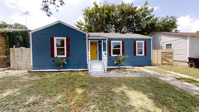 2719 35th Street, Fort Worth, TX 76106 (MLS #14344913) :: NewHomePrograms.com LLC