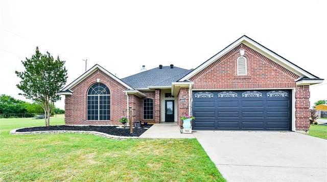 911 Green Street, Rio Vista, TX 76093 (MLS #14344917) :: Robbins Real Estate Group