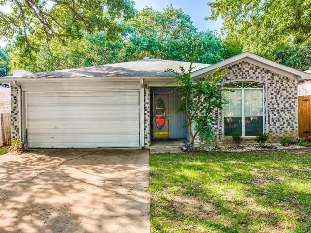 1112 Hidden Creek Drive, Mansfield, TX 76063 (MLS #14344933) :: NewHomePrograms.com LLC