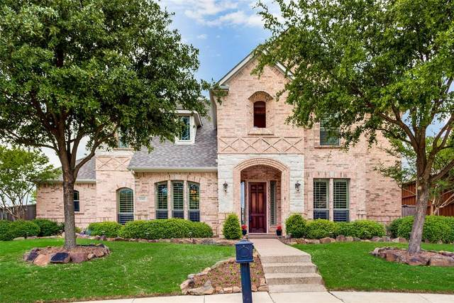 5305 Summer Star Lane, Frisco, TX 75036 (MLS #14344946) :: Real Estate By Design