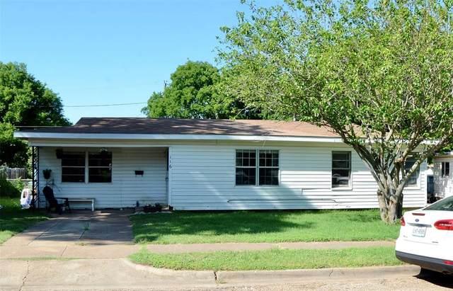 116 Austin Street, Mc Gregor, TX 76657 (MLS #14344958) :: Team Tiller