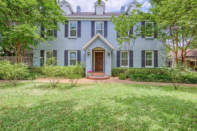 2033 Old Orchard Drive, Dallas, TX 75208 (MLS #14344968) :: All Cities USA Realty