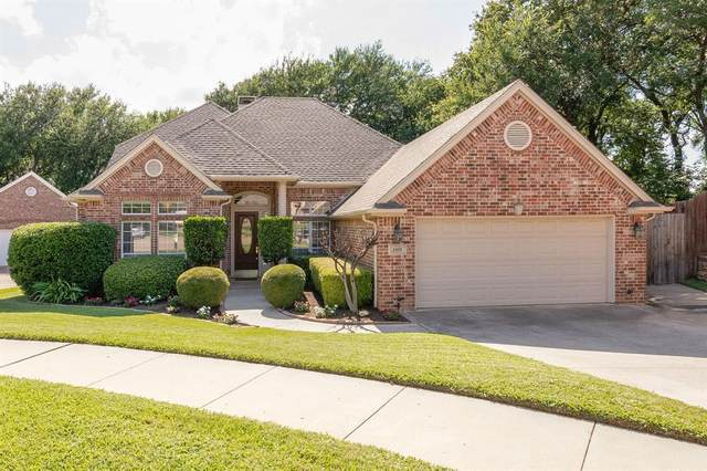 2405 Peach Blossom Court, Bedford, TX 76021 (MLS #14345001) :: All Cities USA Realty