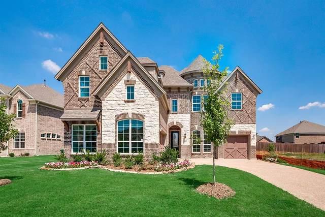 968 Byron Street, Allen, TX 75013 (MLS #14345016) :: Tenesha Lusk Realty Group