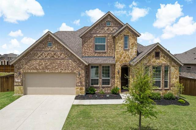 3060 Renmuir Drive, Prosper, TX 75078 (MLS #14345017) :: Real Estate By Design