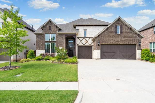 208 Headwaters Drive, Mckinney, TX 75071 (MLS #14345020) :: All Cities USA Realty