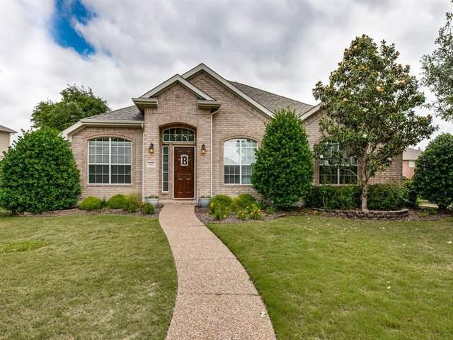 502 Tealwood Drive, Murphy, TX 75094 (MLS #14345044) :: Tenesha Lusk Realty Group