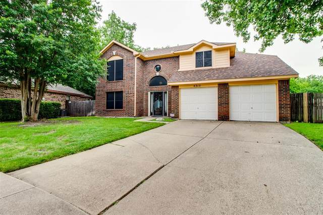 4315 Columbia Street, Grand Prairie, TX 75052 (MLS #14345078) :: The Hornburg Real Estate Group