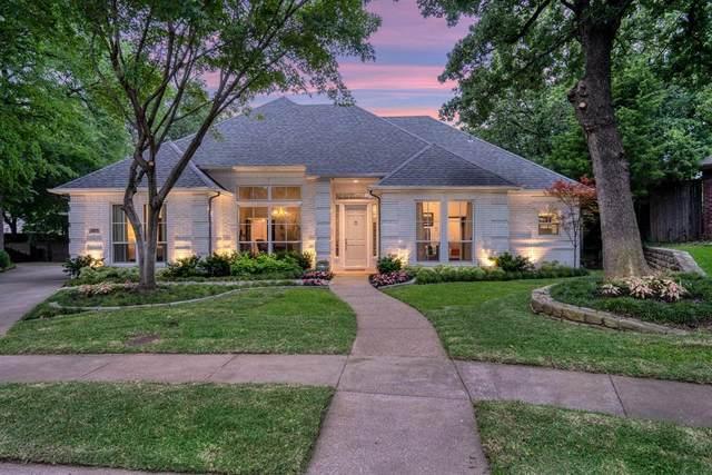 3377 Spruce Lane, Grapevine, TX 76051 (MLS #14345121) :: Frankie Arthur Real Estate