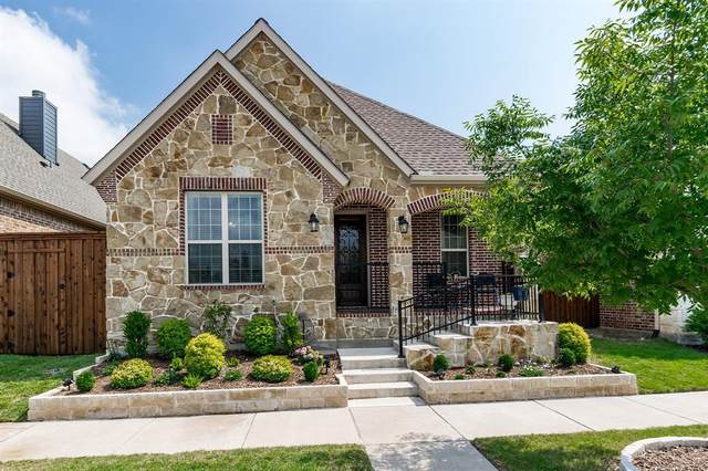 613 Cotley Drive, Frisco, TX 75036 (MLS #14345167) :: Real Estate By Design