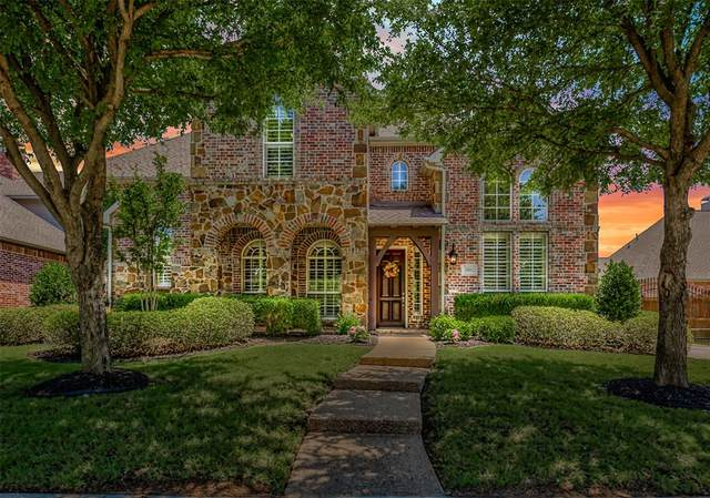 2502 Lakepoint Drive, Keller, TX 76248 (MLS #14345177) :: Robbins Real Estate Group
