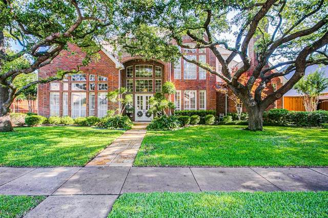 3229 Monette Lane, Plano, TX 75025 (MLS #14345190) :: Post Oak Realty