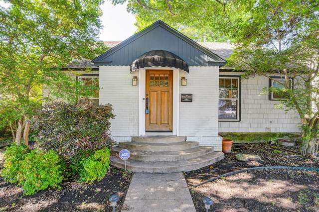 4105 Modlin Avenue, Fort Worth, TX 76107 (MLS #14345214) :: The Mitchell Group