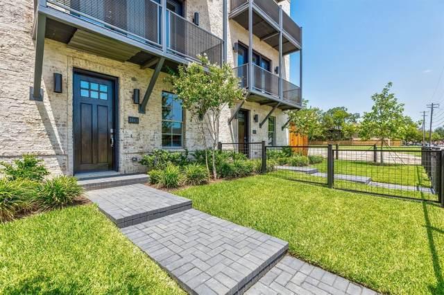 2847 Shelby Avenue, Dallas, TX 75219 (MLS #14345216) :: The Kimberly Davis Group