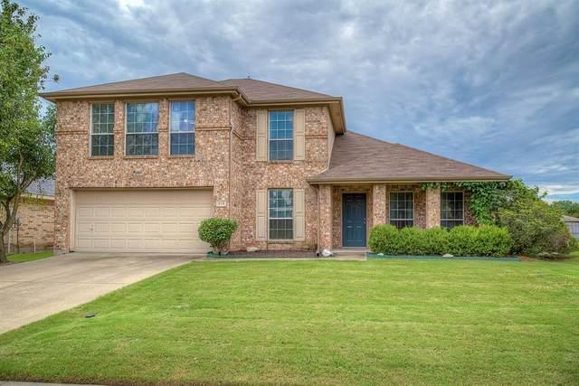 213 Rio Grande Drive, Crandall, TX 75114 (MLS #14345221) :: Team Hodnett