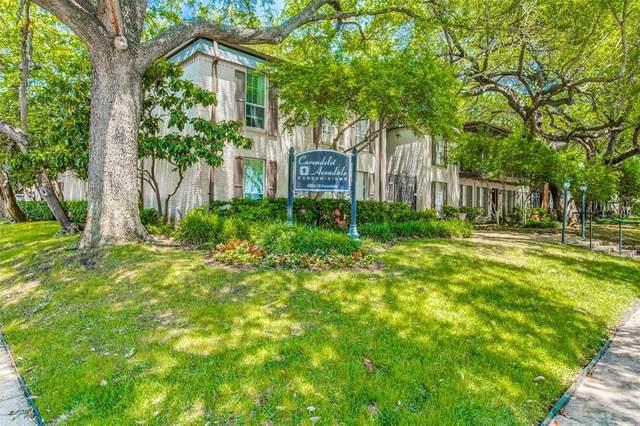 4203 Avondale Avenue #101, Dallas, TX 75219 (MLS #14345234) :: Baldree Home Team