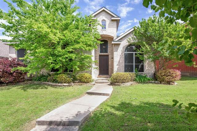 3621 Vista Verde Trail, Mckinney, TX 75070 (MLS #14345263) :: The Tierny Jordan Network