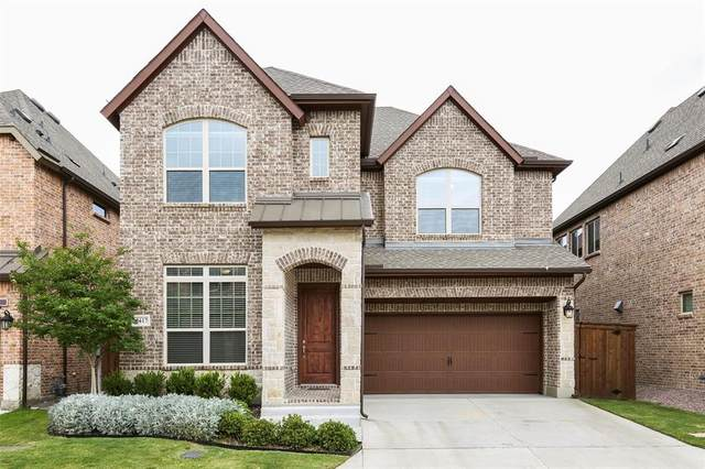 5417 Hennessey Road, Richardson, TX 75082 (MLS #14345270) :: Hargrove Realty Group
