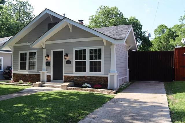 5443 Belmont Avenue, Dallas, TX 75206 (MLS #14345293) :: The Kimberly Davis Group