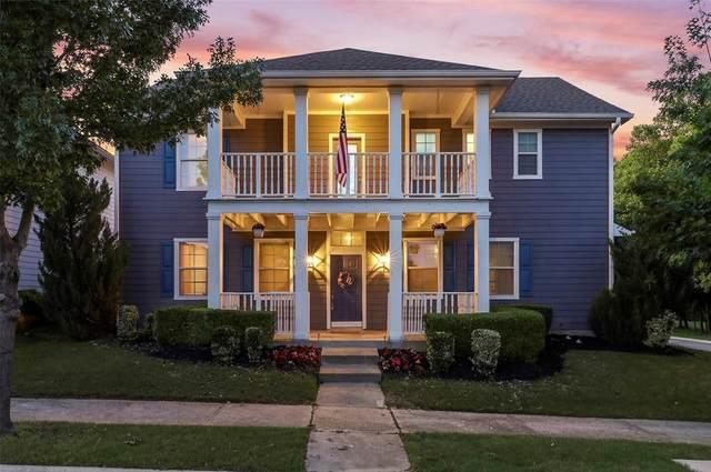 1529 Augusta Drive, Savannah, TX 76227 (MLS #14345296) :: Real Estate By Design