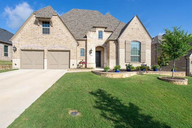 1141 Broadmoor Way, Roanoke, TX 76262 (MLS #14345358) :: The Heyl Group at Keller Williams
