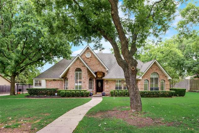 1315 Tinker Road, Colleyville, TX 76034 (MLS #14345380) :: The Chad Smith Team