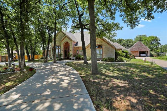 6260 Toscana Circle, Fort Worth, TX 76140 (MLS #14345435) :: NewHomePrograms.com LLC