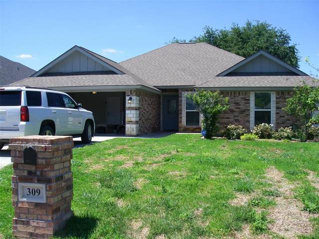 309 Midnight Shadow, Stephenville, TX 76401 (MLS #14345440) :: Robbins Real Estate Group